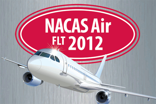 NACAS 2012 Annual Conference Logo